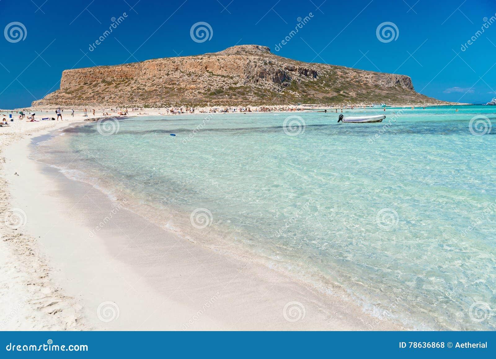 Playa de Balos, crete