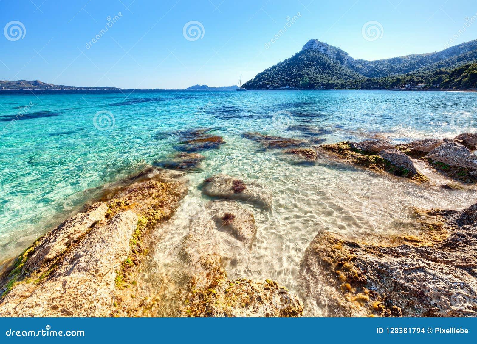 Playa DE Formentor Mallorca Spanje