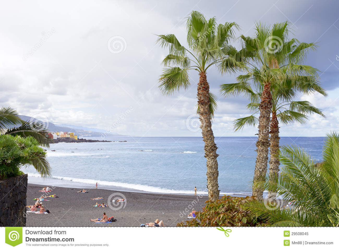 Playa de jardin royalty free stock photo image 29508045 for Aparthotel jardin de playa