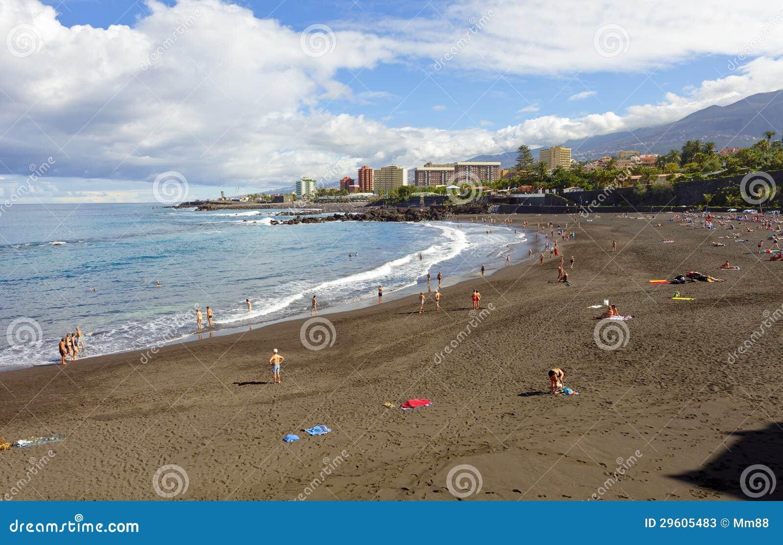 Playa de jardin stock photos image 29605483 for Aparthotel jardin de playa