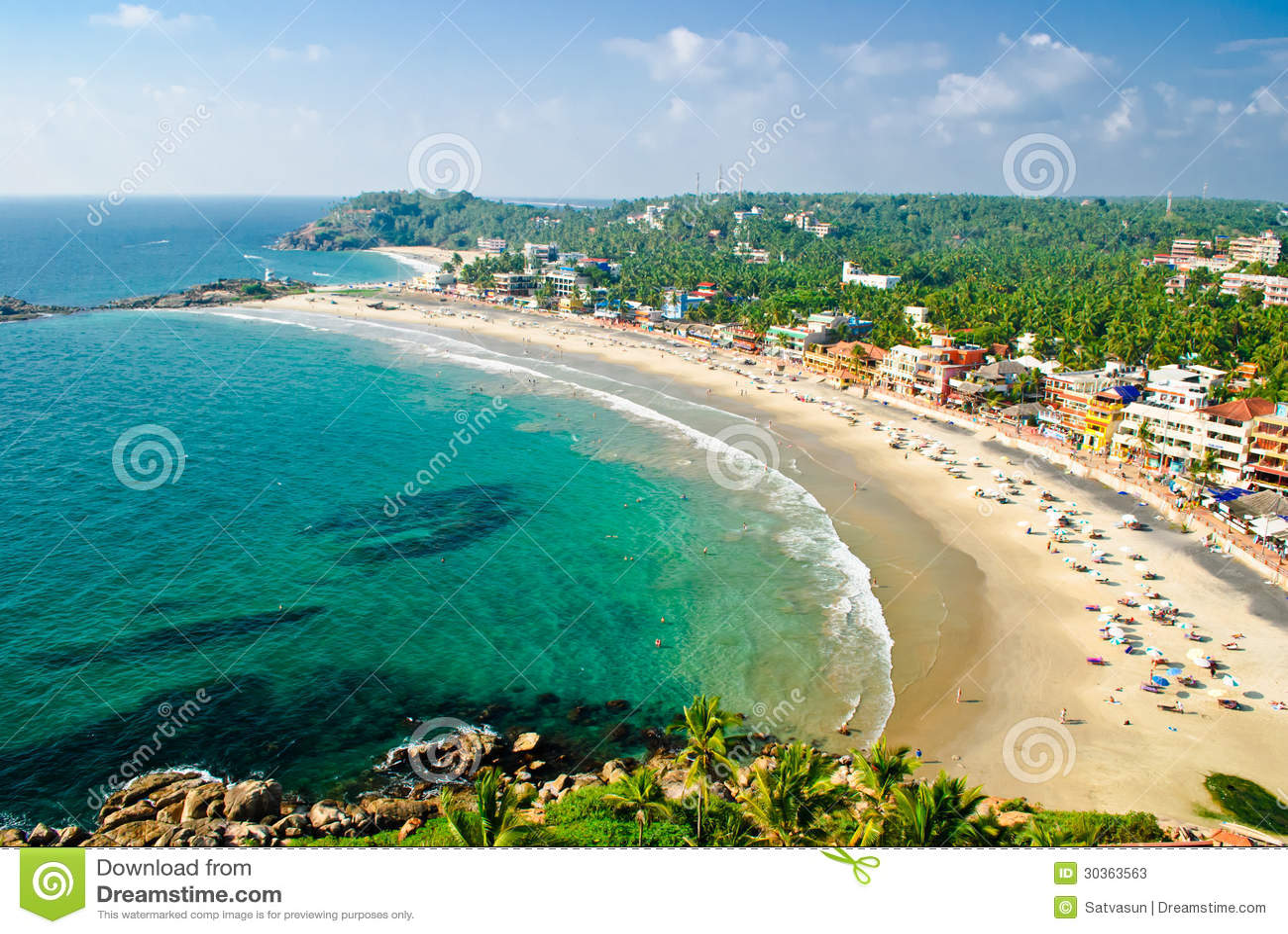 playa India