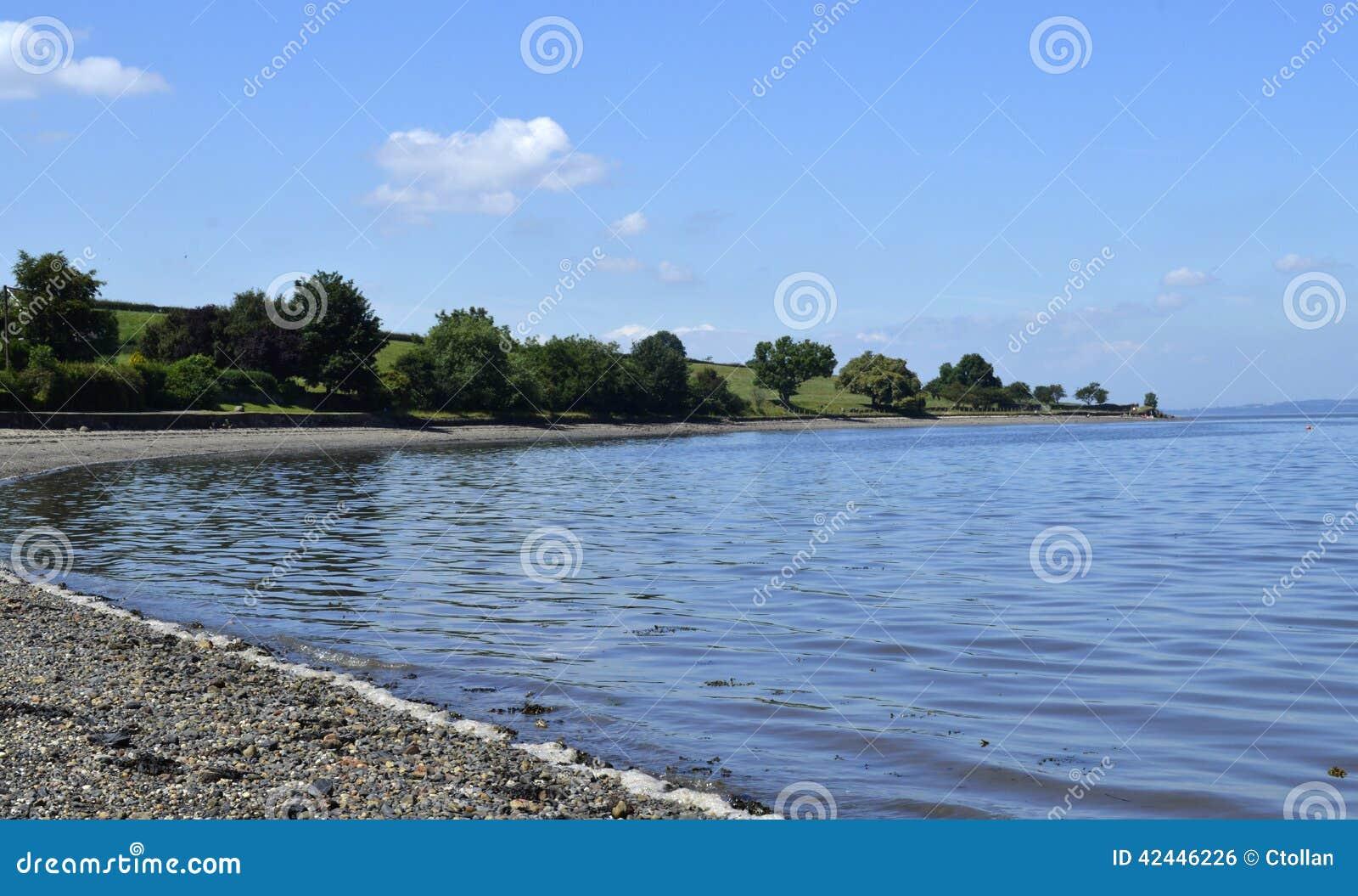 Playa de la negrura