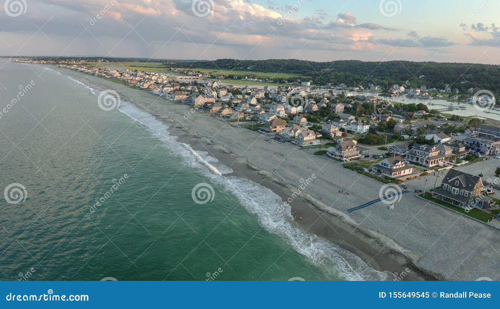 Playa de la península