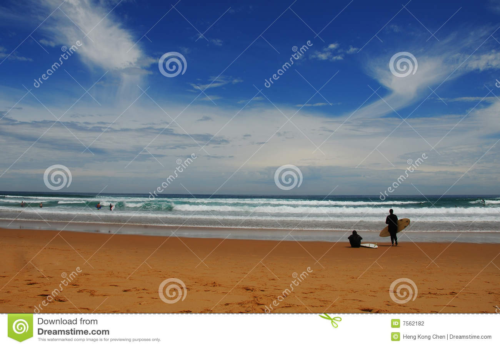 Playa de la resaca