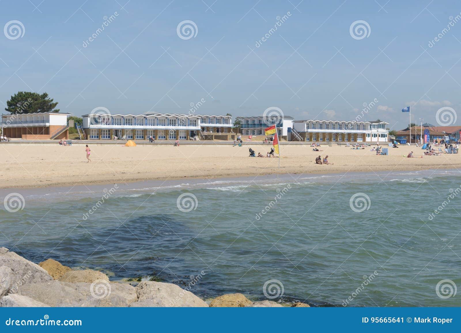 Playa de los bancos de arena