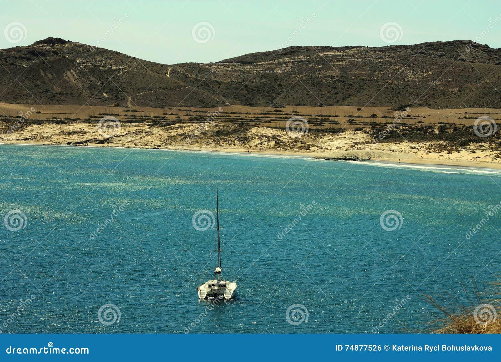 Playa de los Genoveses, Espanha