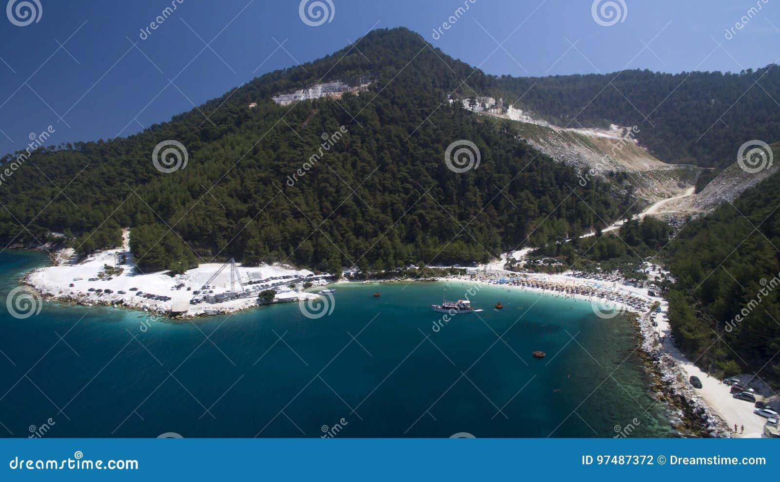 Playa de mármol