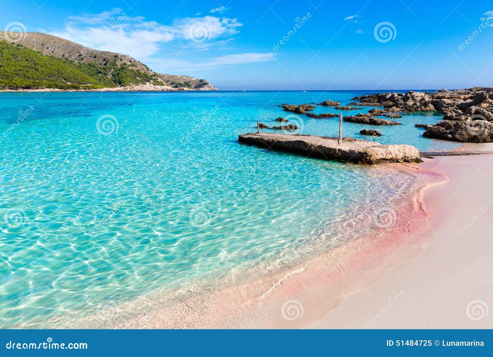 Playa de Majorca Cala Agulla en Capdepera Mallorca