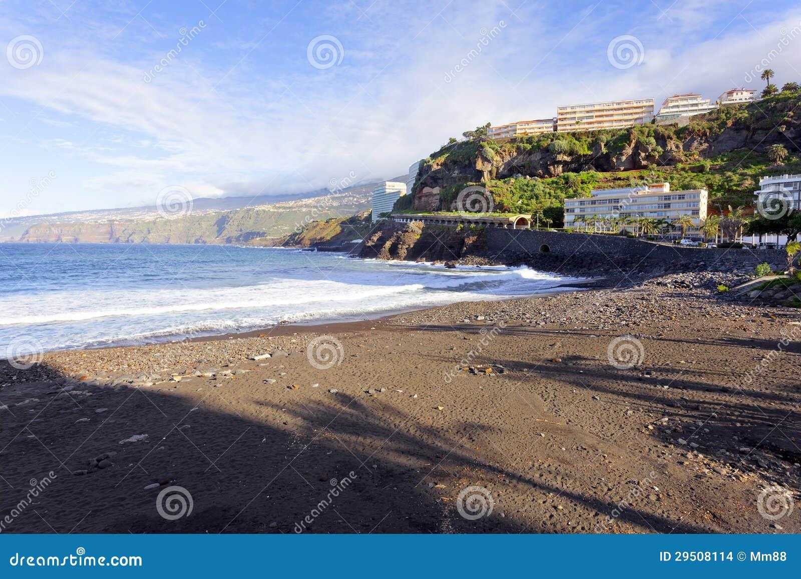 Playa DE Martianez