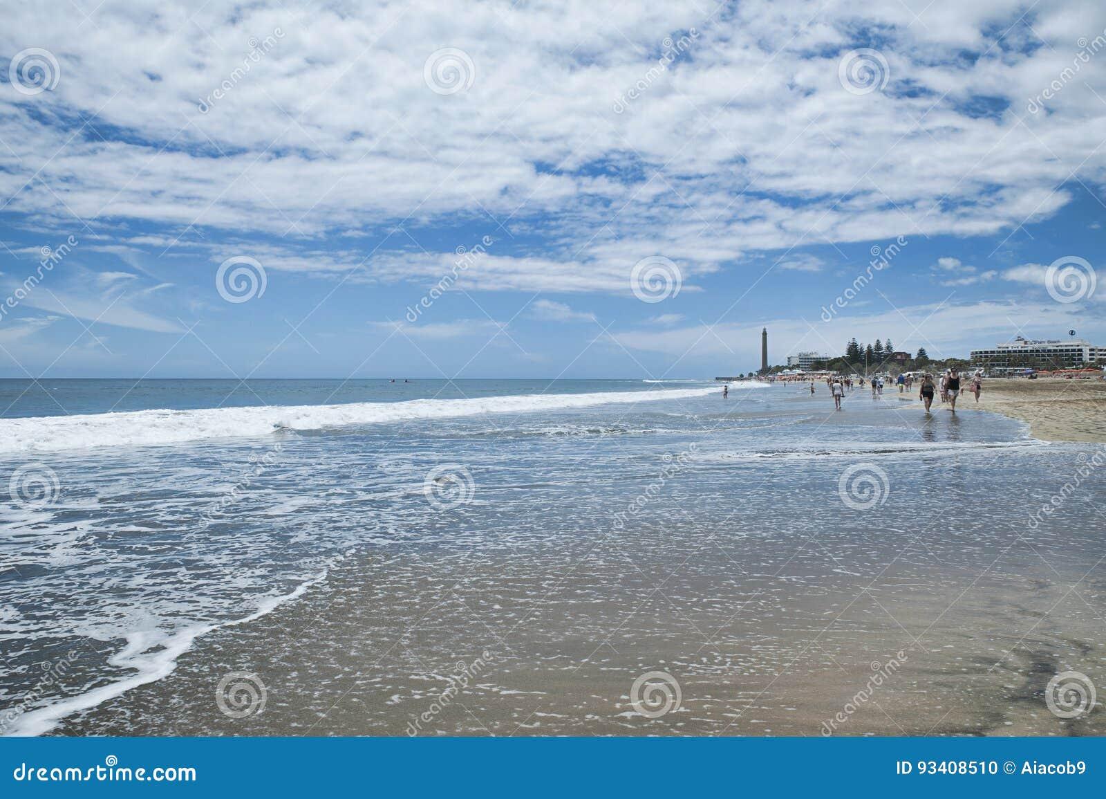beach spain nude Family