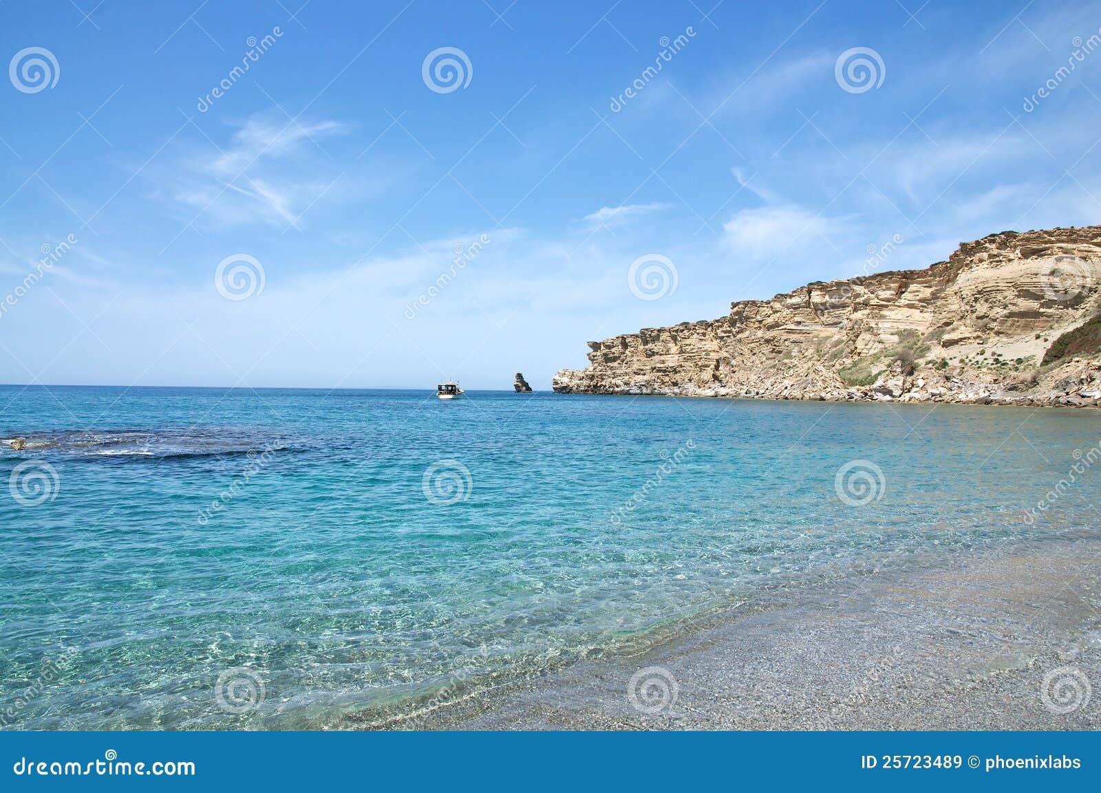 Playa de Triopetra, Crete