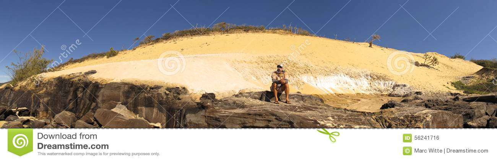 Playa del arco iris, Queensland, Australia