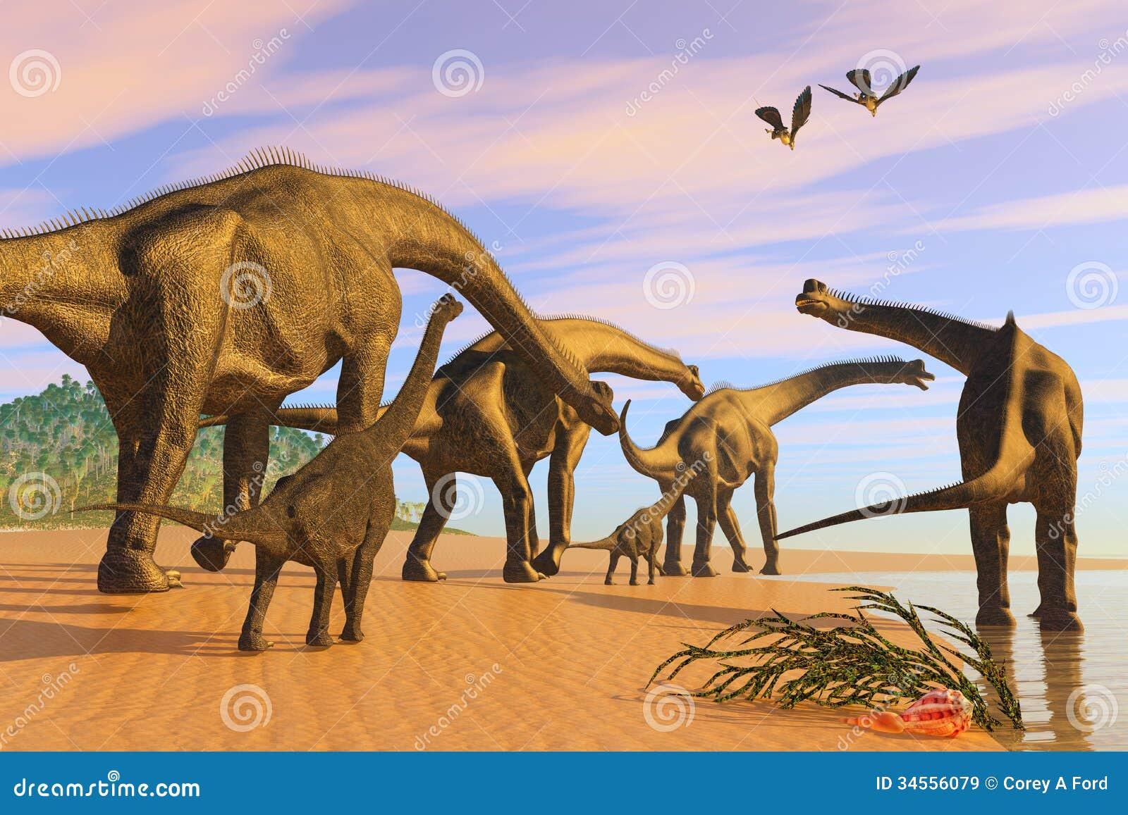 Playa del Brachiosaurus