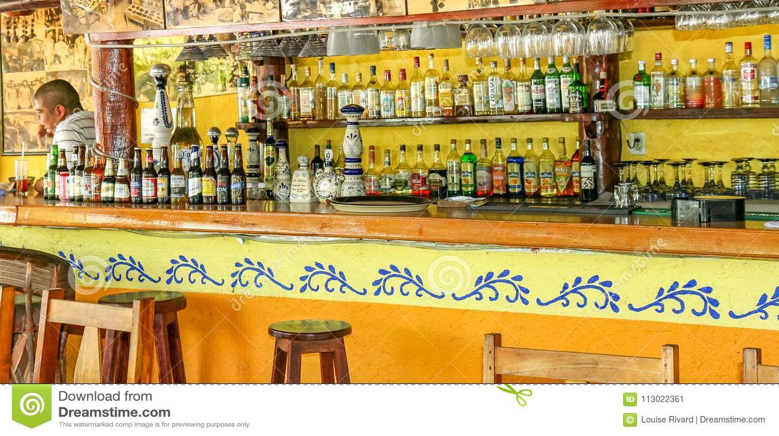 Playa del Carmen bar choice