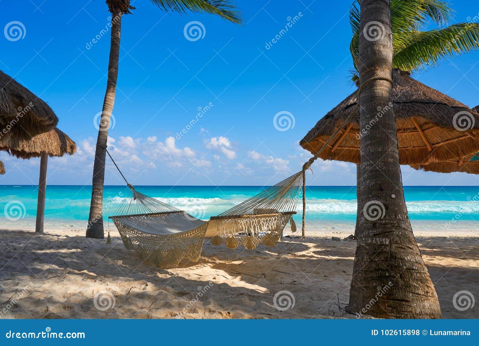 Playa del Carmenstrand in Riviera Maya