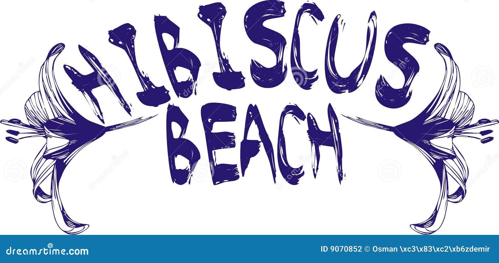 Playa del hibisco
