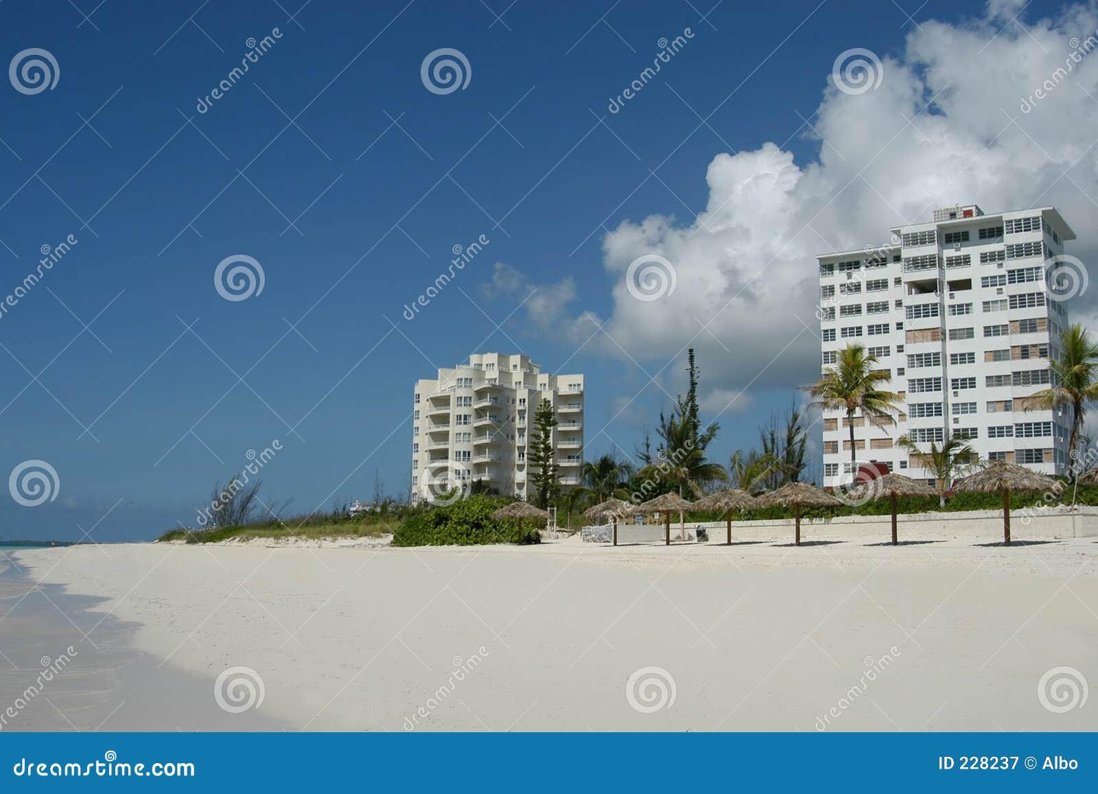 Playa del puerto franco