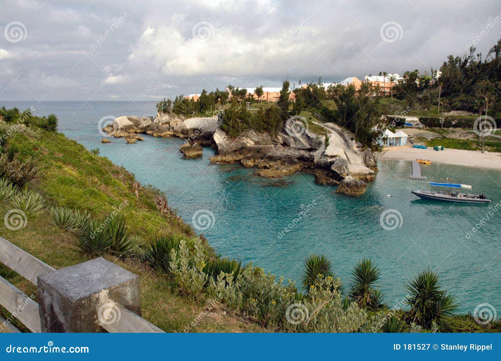 Playa del sur de Hampton, Bermudas