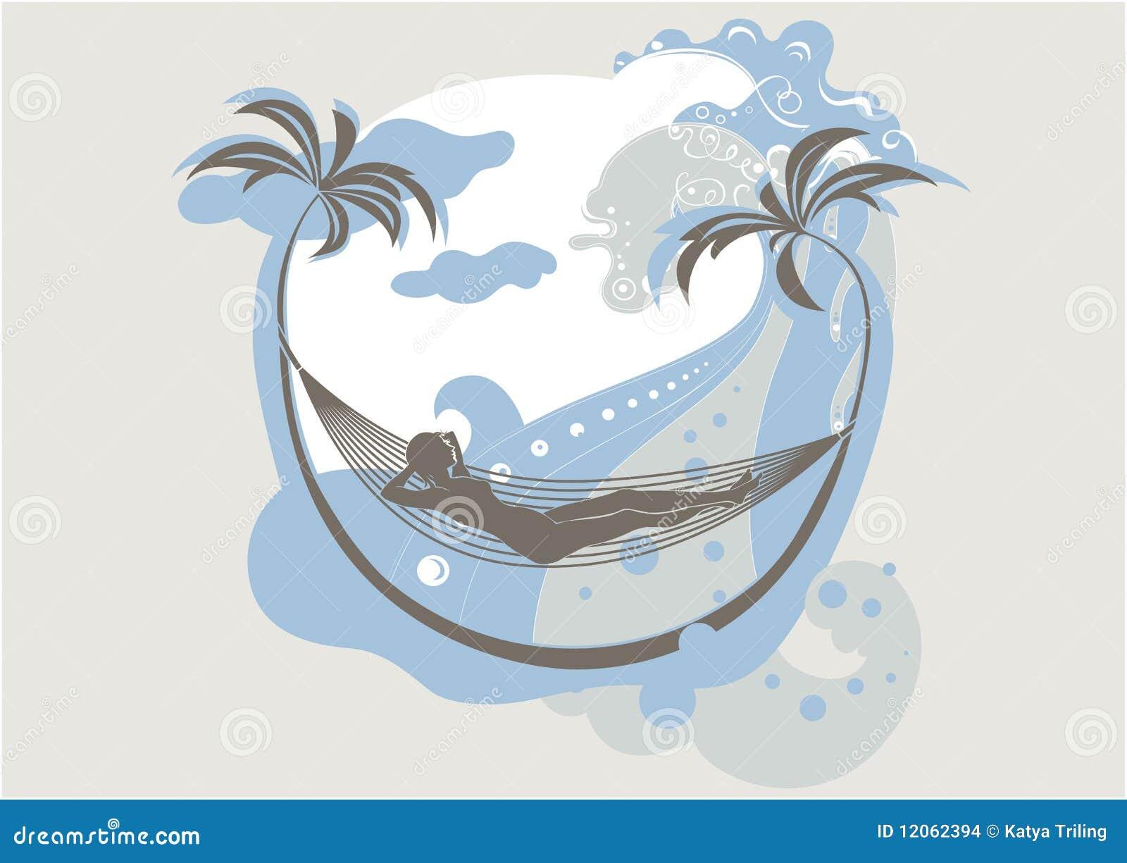 Playa del verano