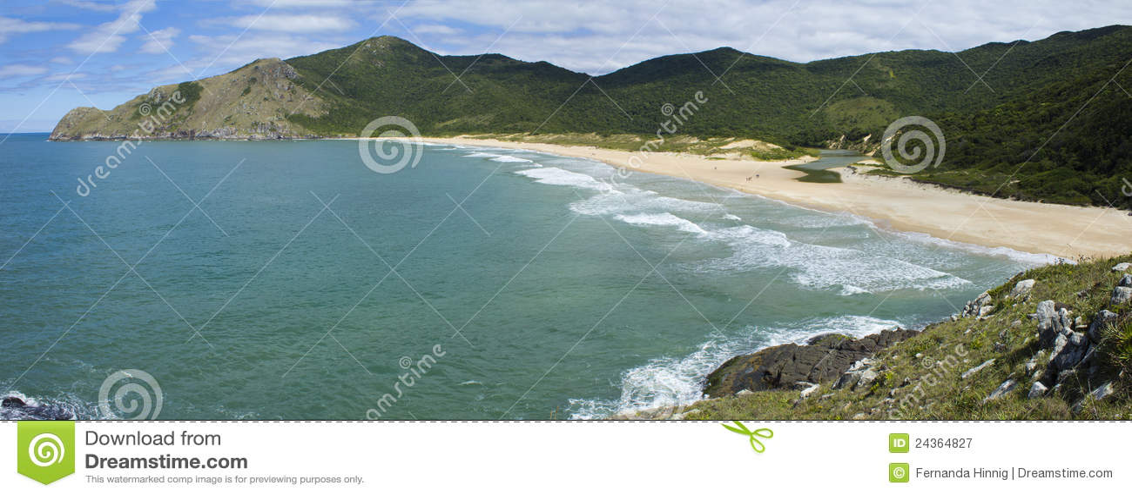 Playa en Florianopolis