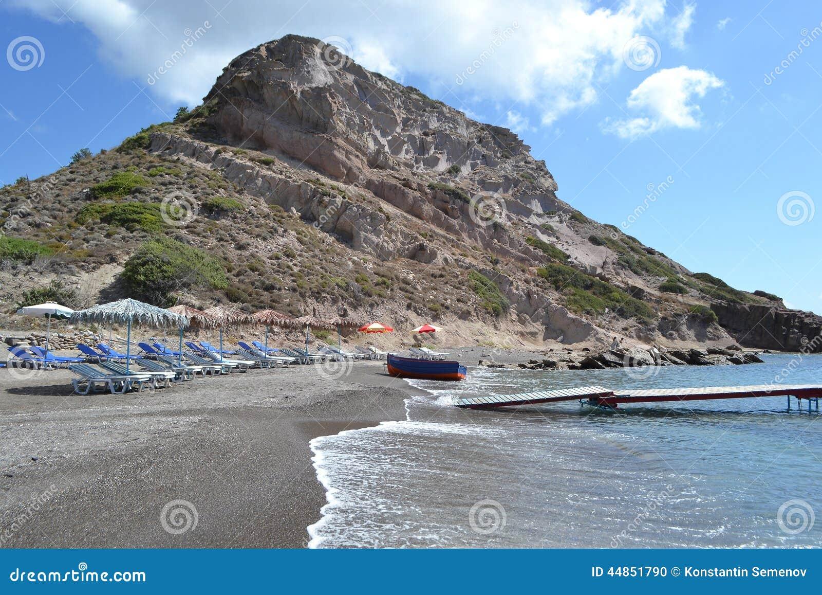 Playa en Kefalos