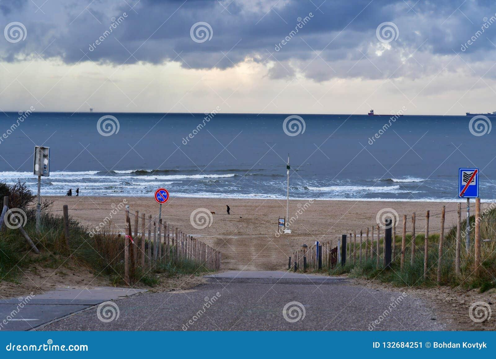 Playa Holanda en La Haya