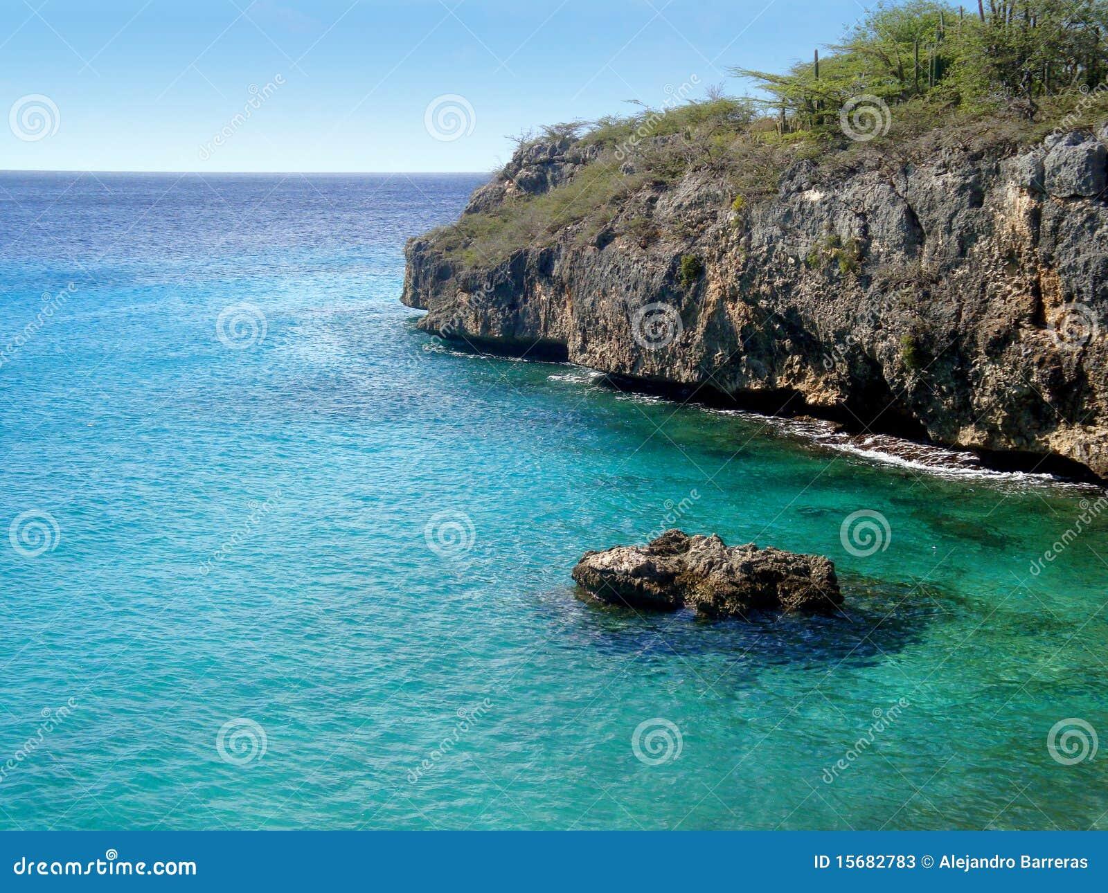 Playa Jeremi in Curacao