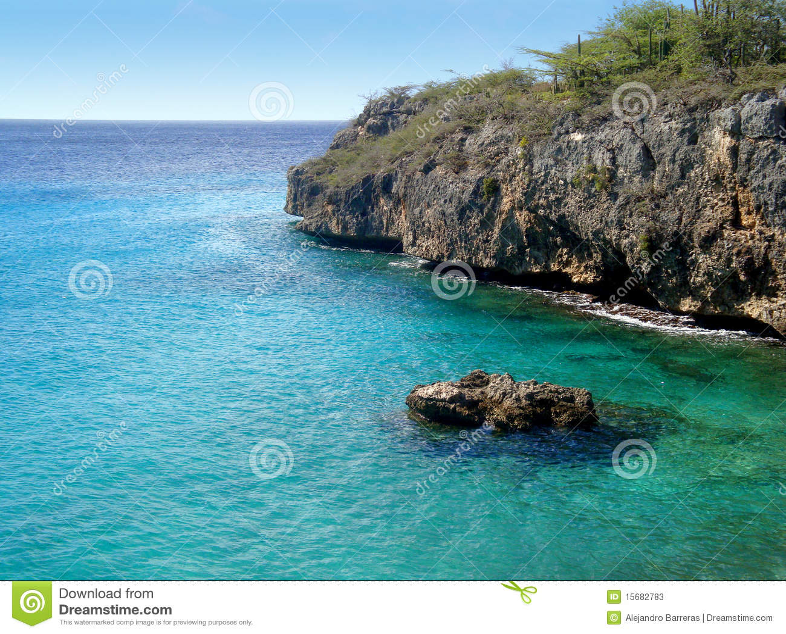 Playa Jeremi en le Curaçao