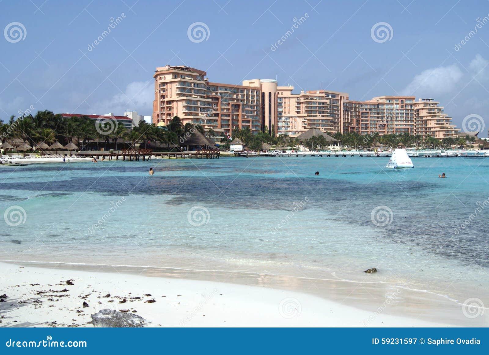 Download Playa mexicana imagen de archivo. Imagen de configuración - 59231597