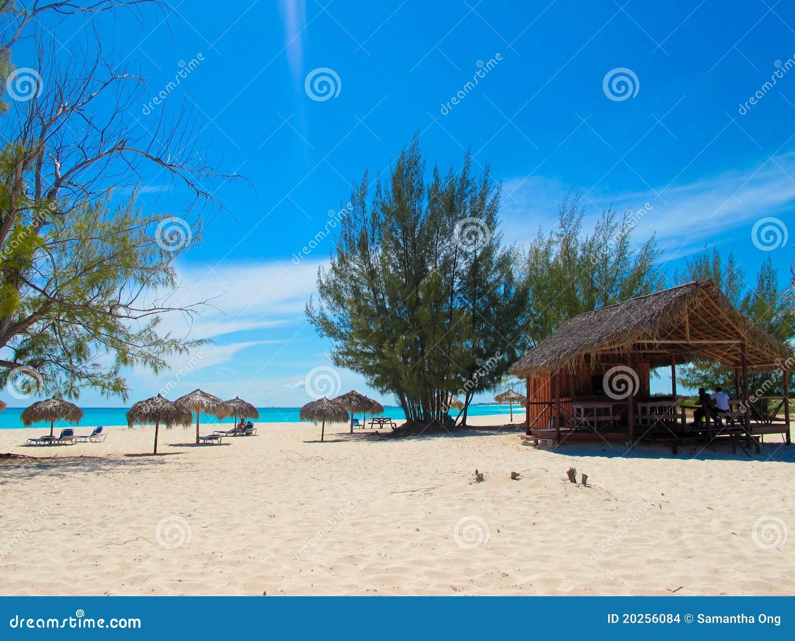 Cayo paraiso beach