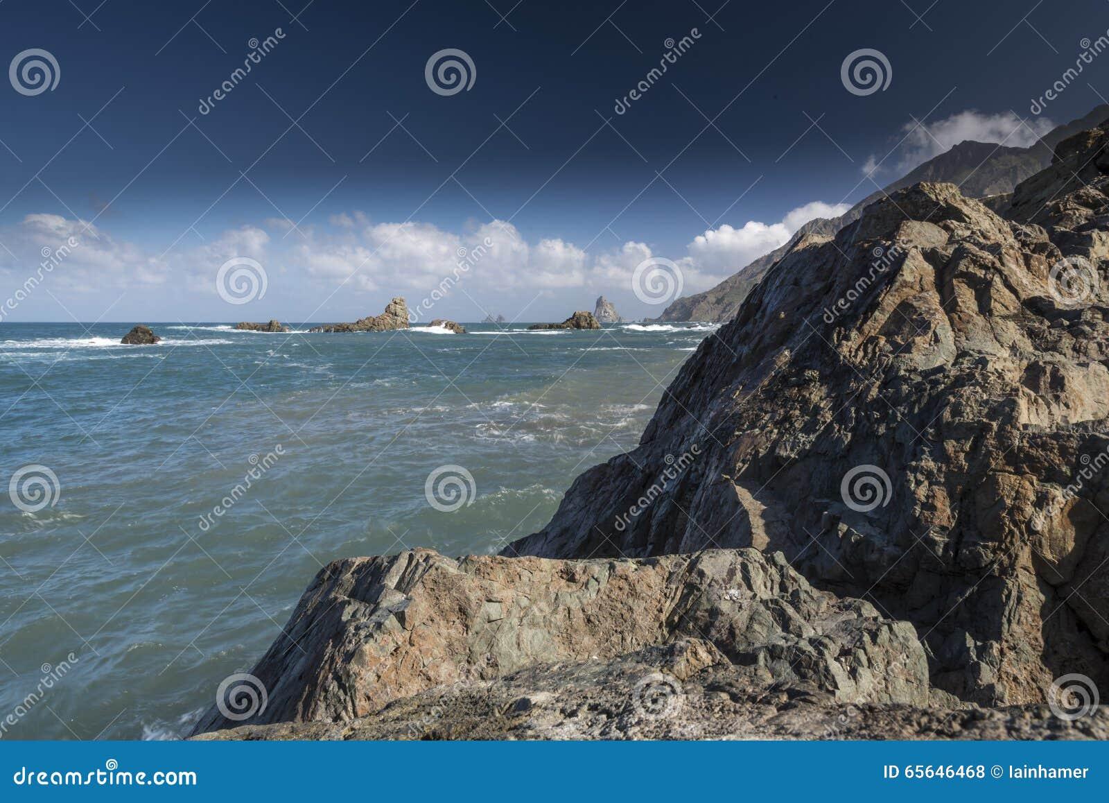 Playa Taganana Ténérife