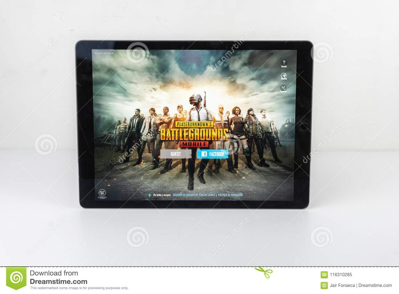 Player Unknown Battlegrounds PUBG Mobile IPad IPhone