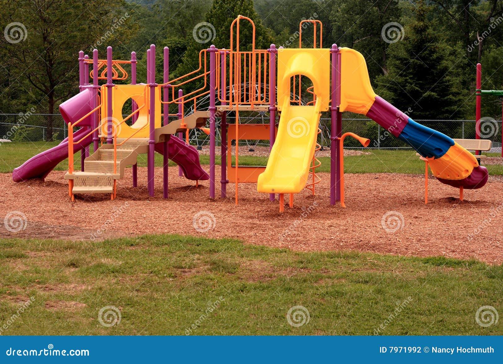 Playgound Jungle Gym