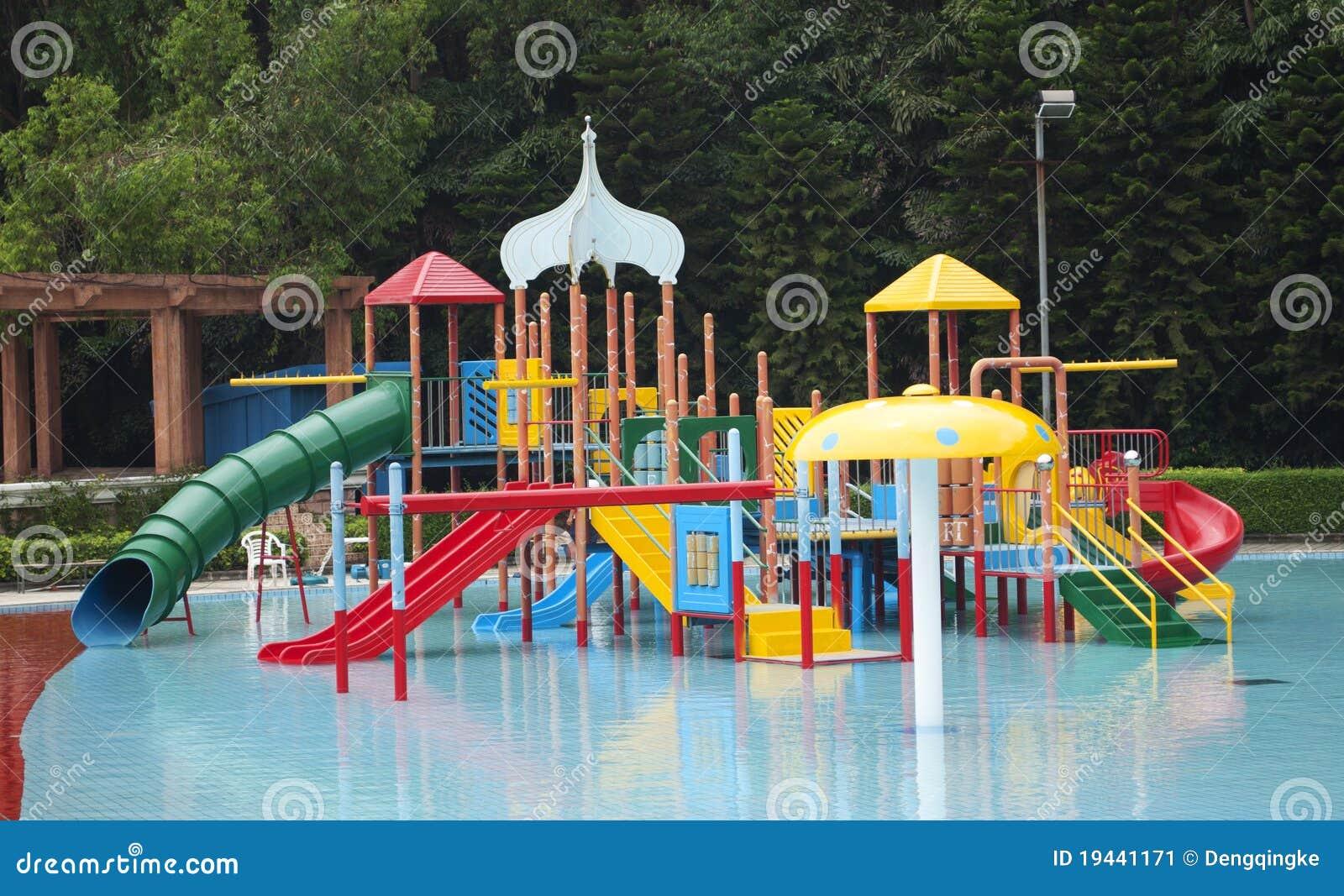 Playground Stock Image Image Of Tale Playset Playground