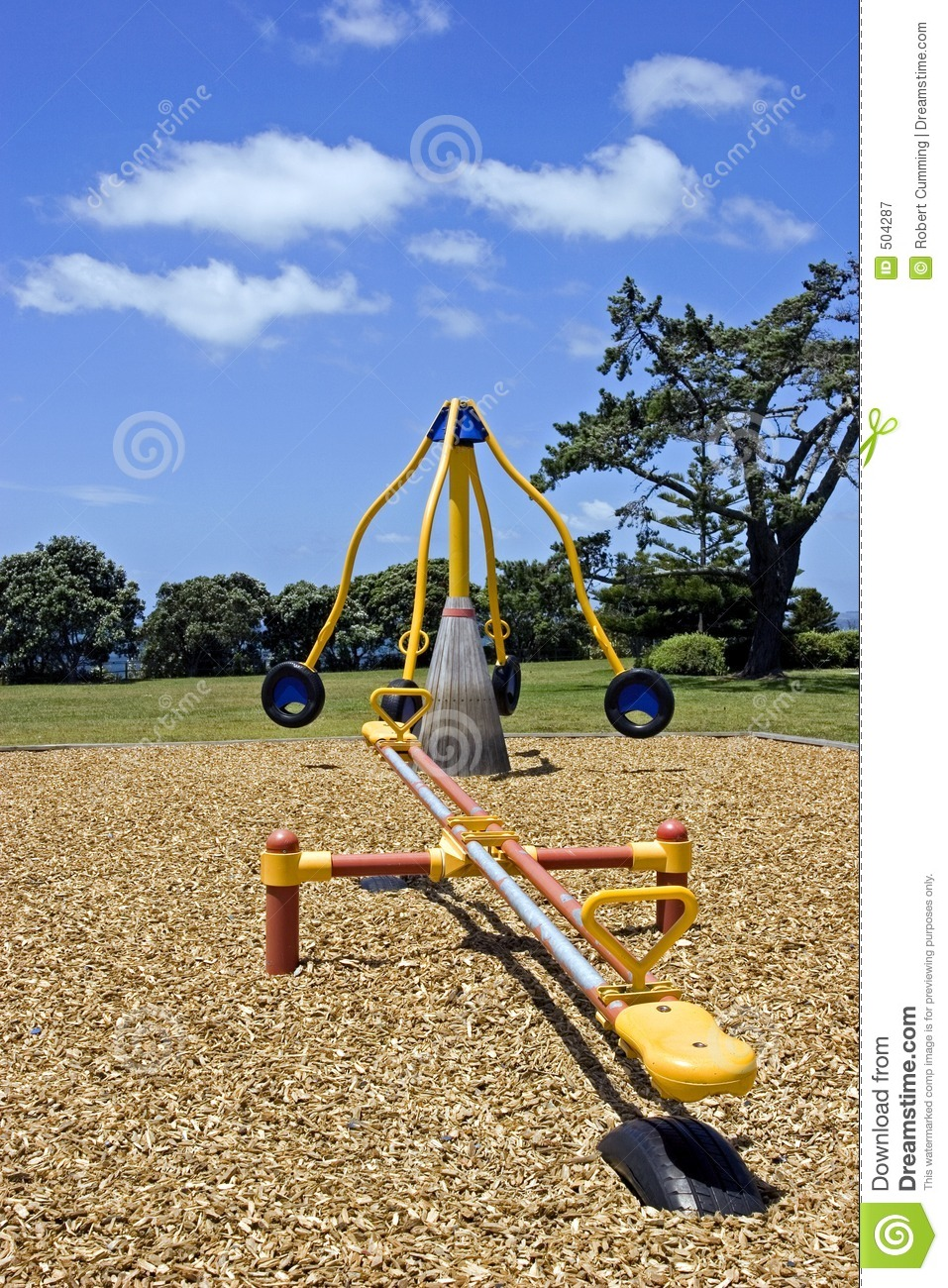 Playground Royalty Free Stock Photography - Image: 504287