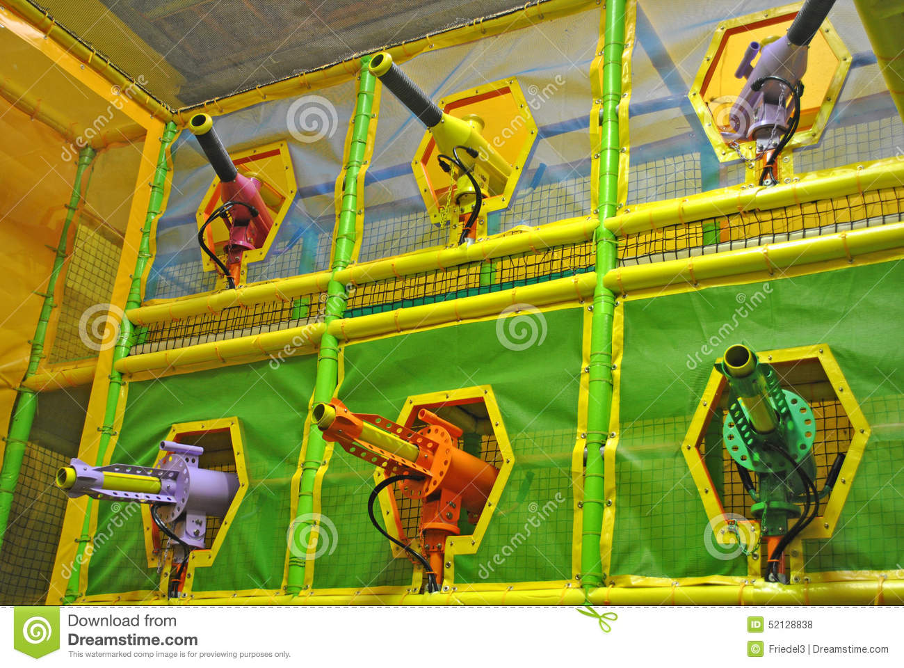 How to Start an Indoor Playground for Children