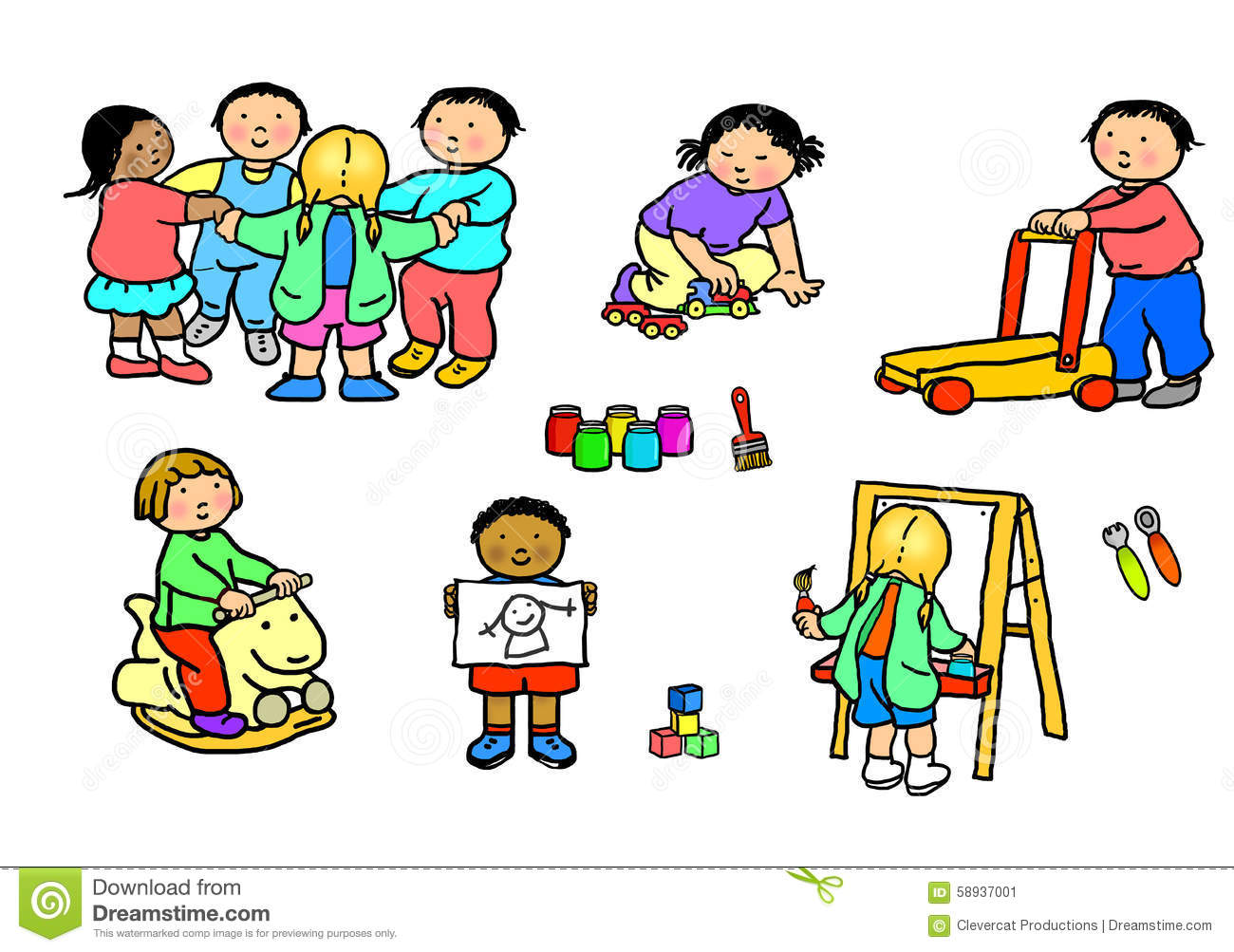 daycare stock illustrations 1 286 daycare stock illustrations rh dreamstime com daycare clipart images care clip art free