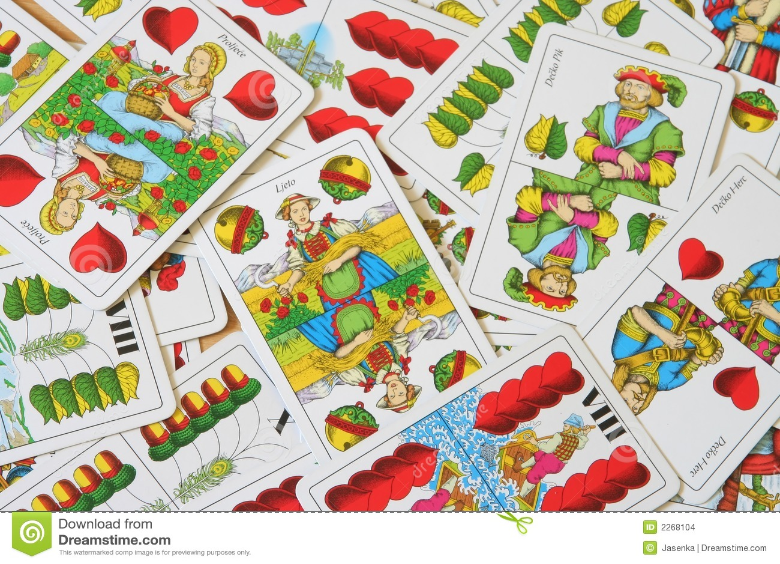 igre karte bela