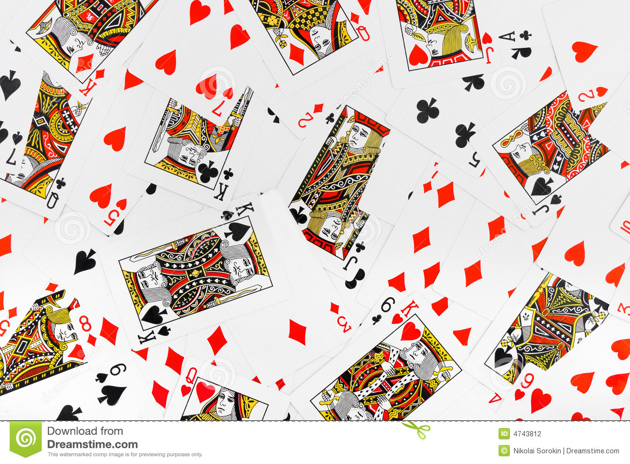 Deck Of Cards Wallpaper Playing cards backgroundDeck Of Cards Wallpaper