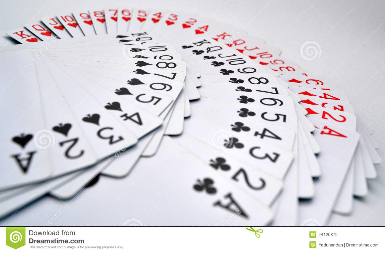 Pictures of Playing Cards Spades Hearts Diamonds Clubs