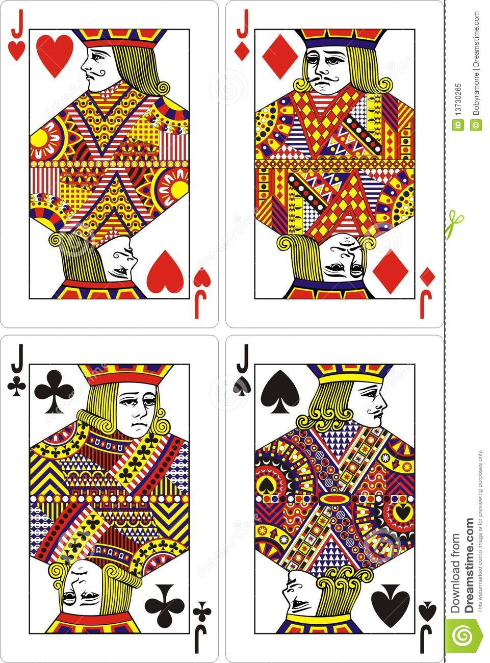 king of hearts game