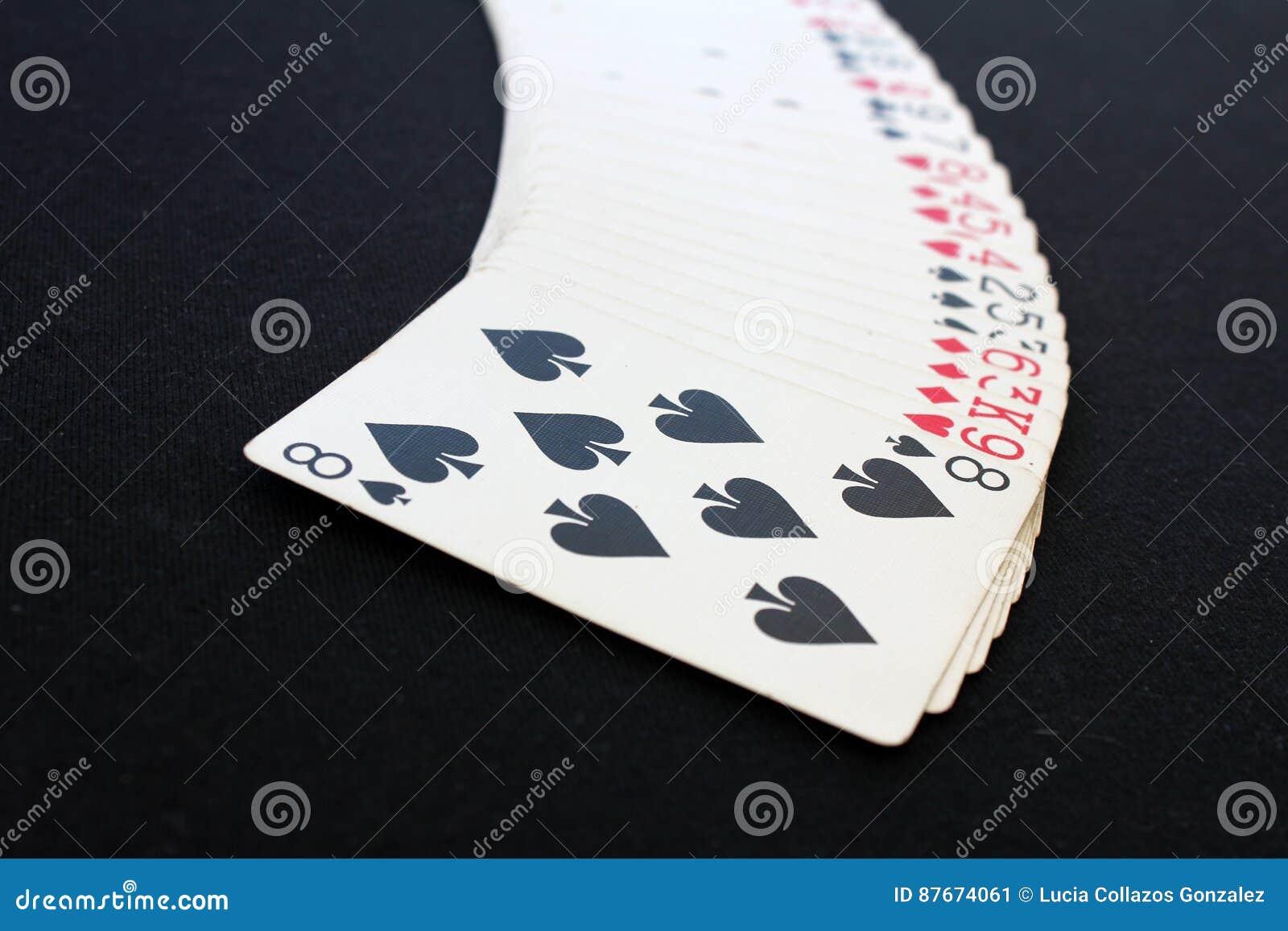 Poker table background - Background Black Casino Poker Table