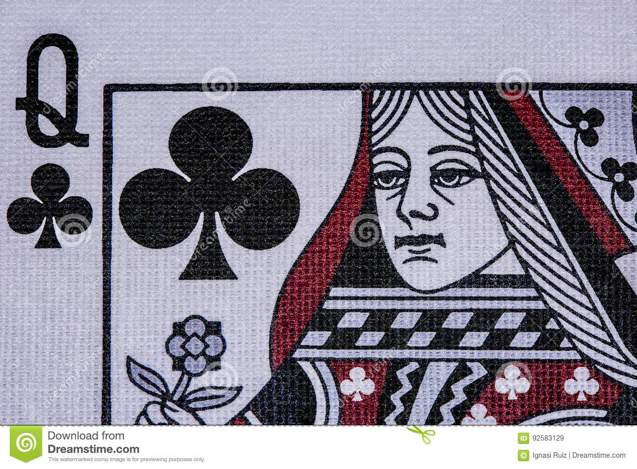 Playing Cards Poker Wallpaper Hd Stock Image Image Of Clubs Flush