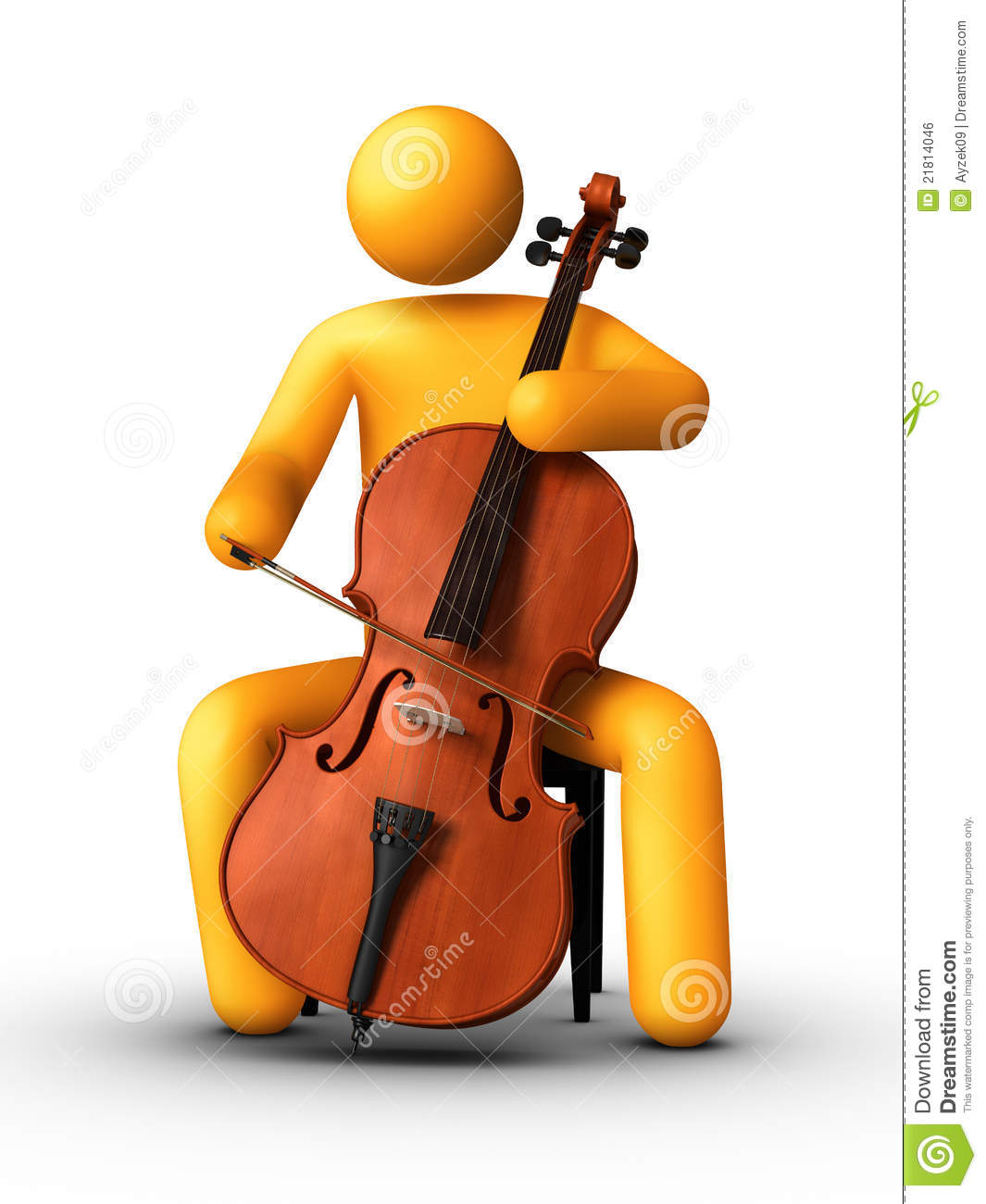 Moving Music Clipart