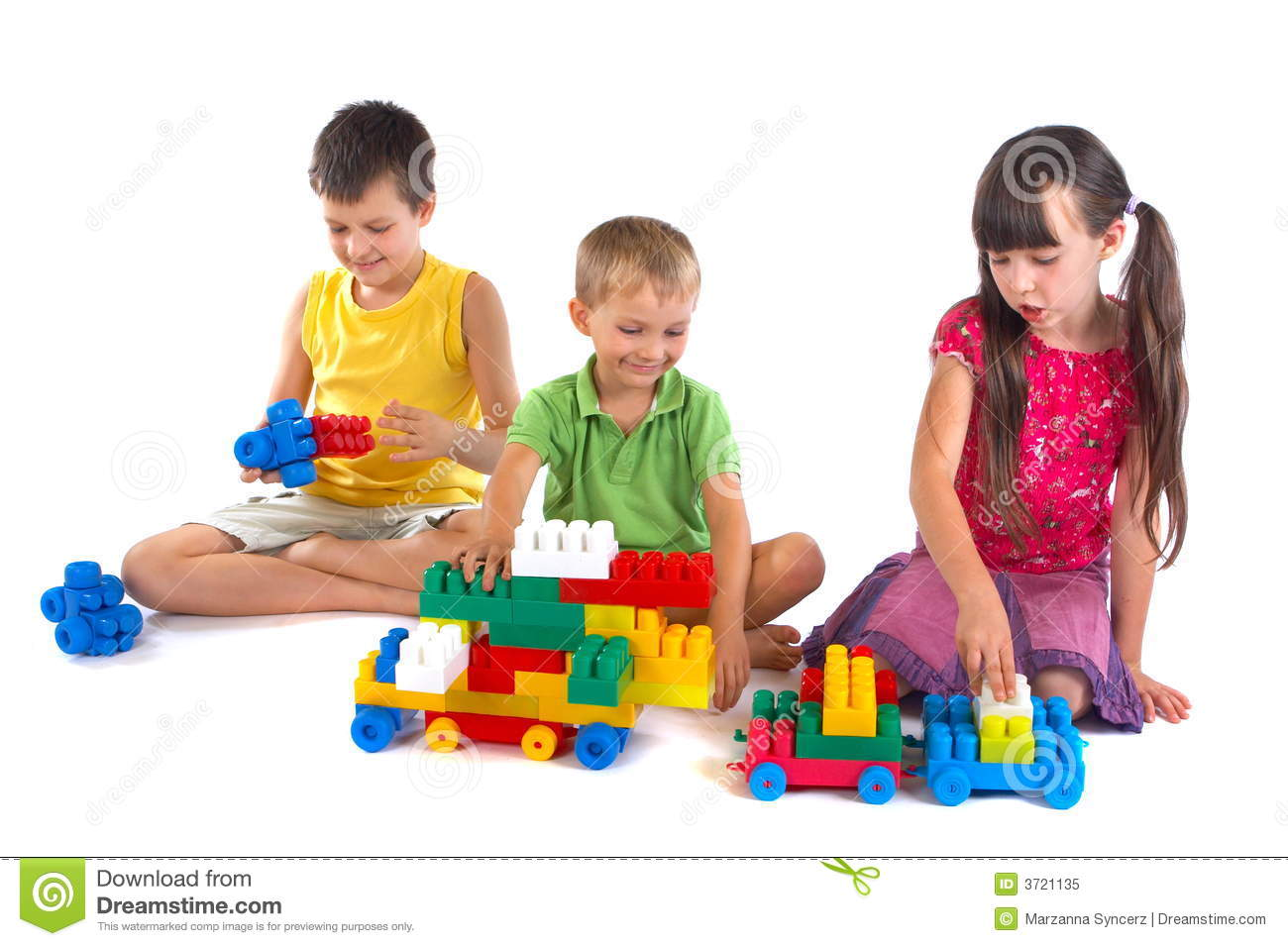Https Www Dreamstime Com Royalty Free Stock Photo Playing Children Image3721135