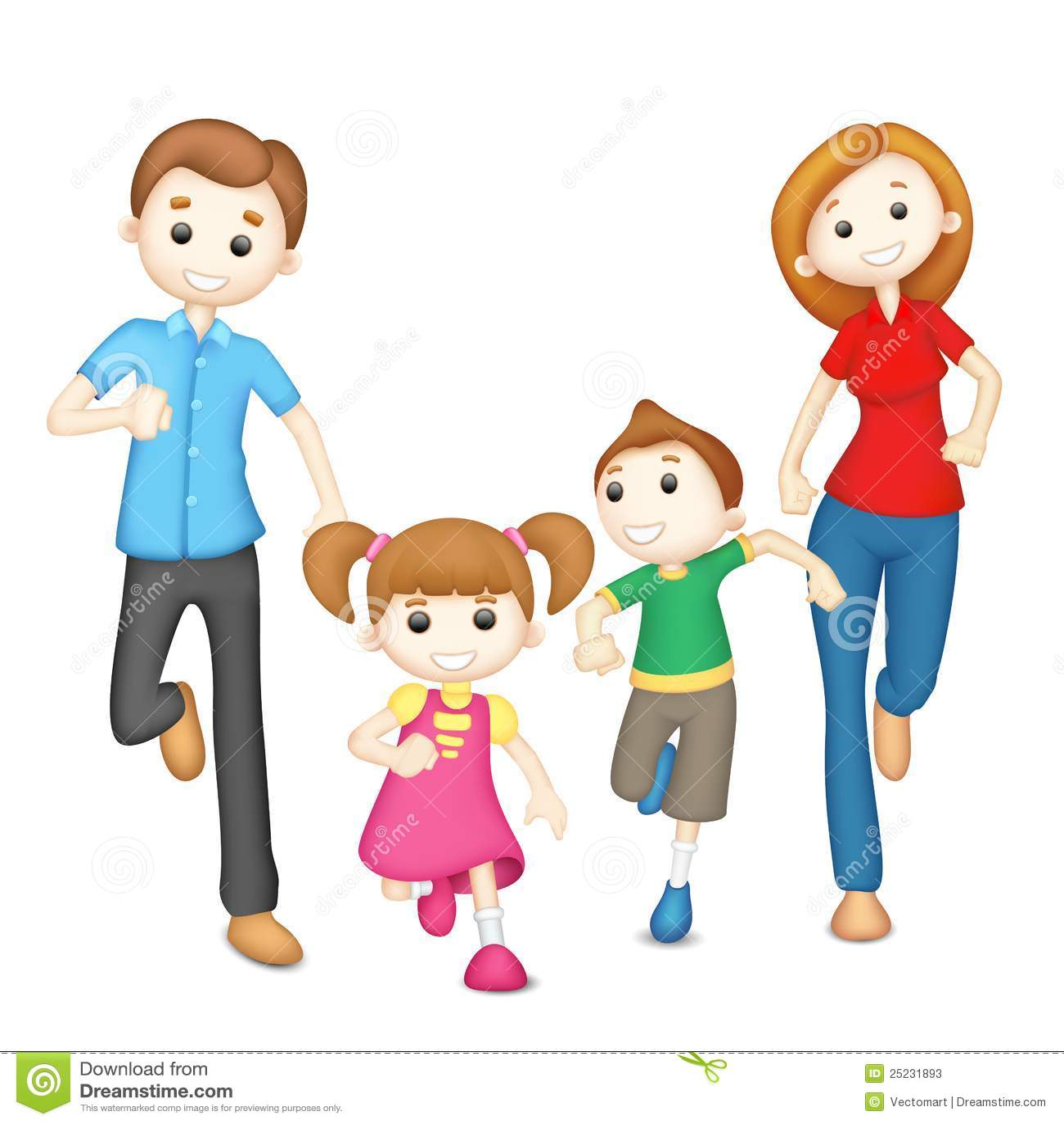 playing family stock photos   image 25231893
