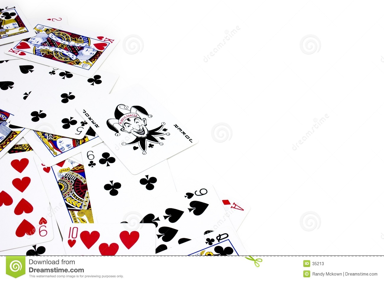 Playing Poker Cards