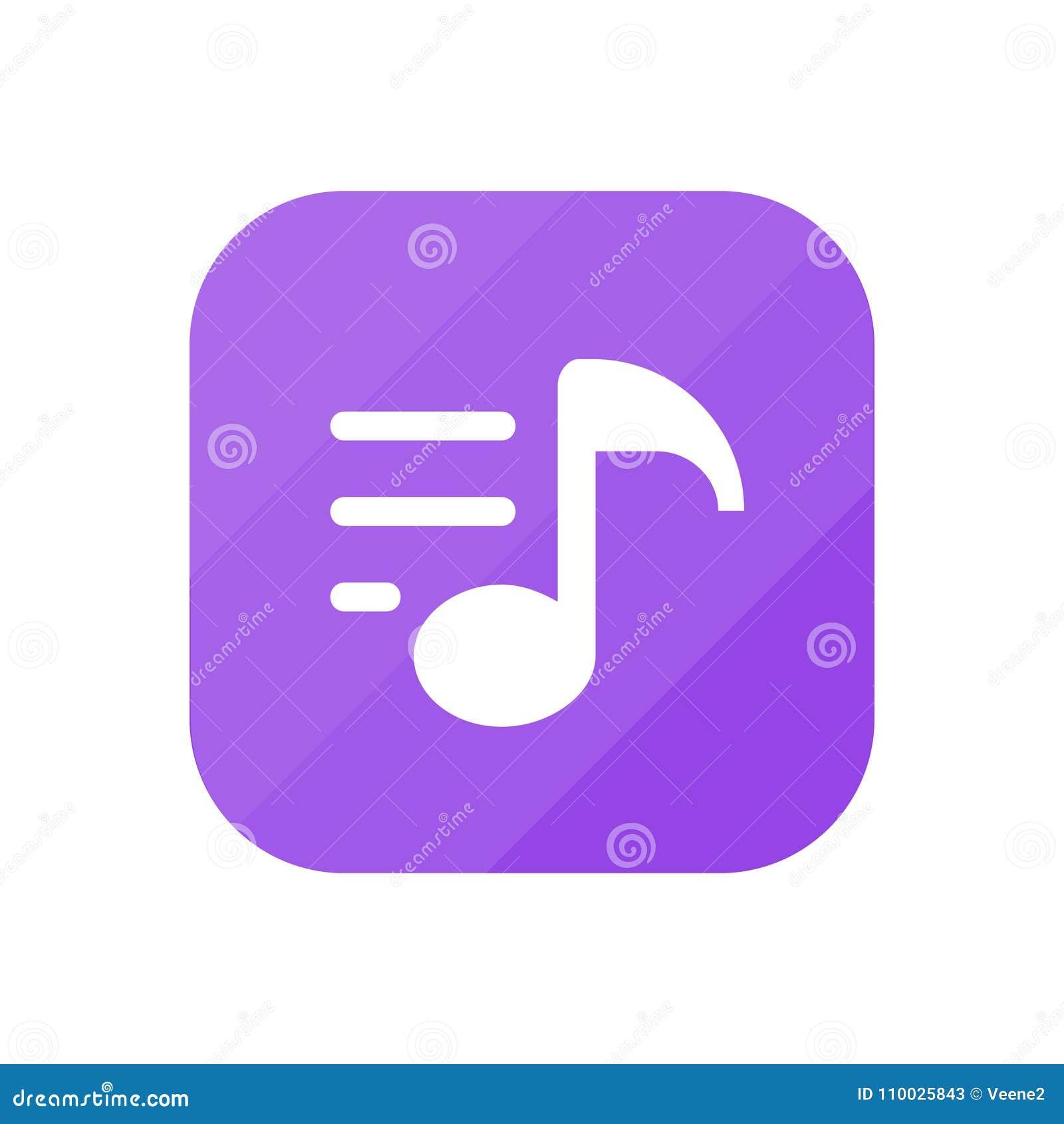 Playlist - App Pictogram