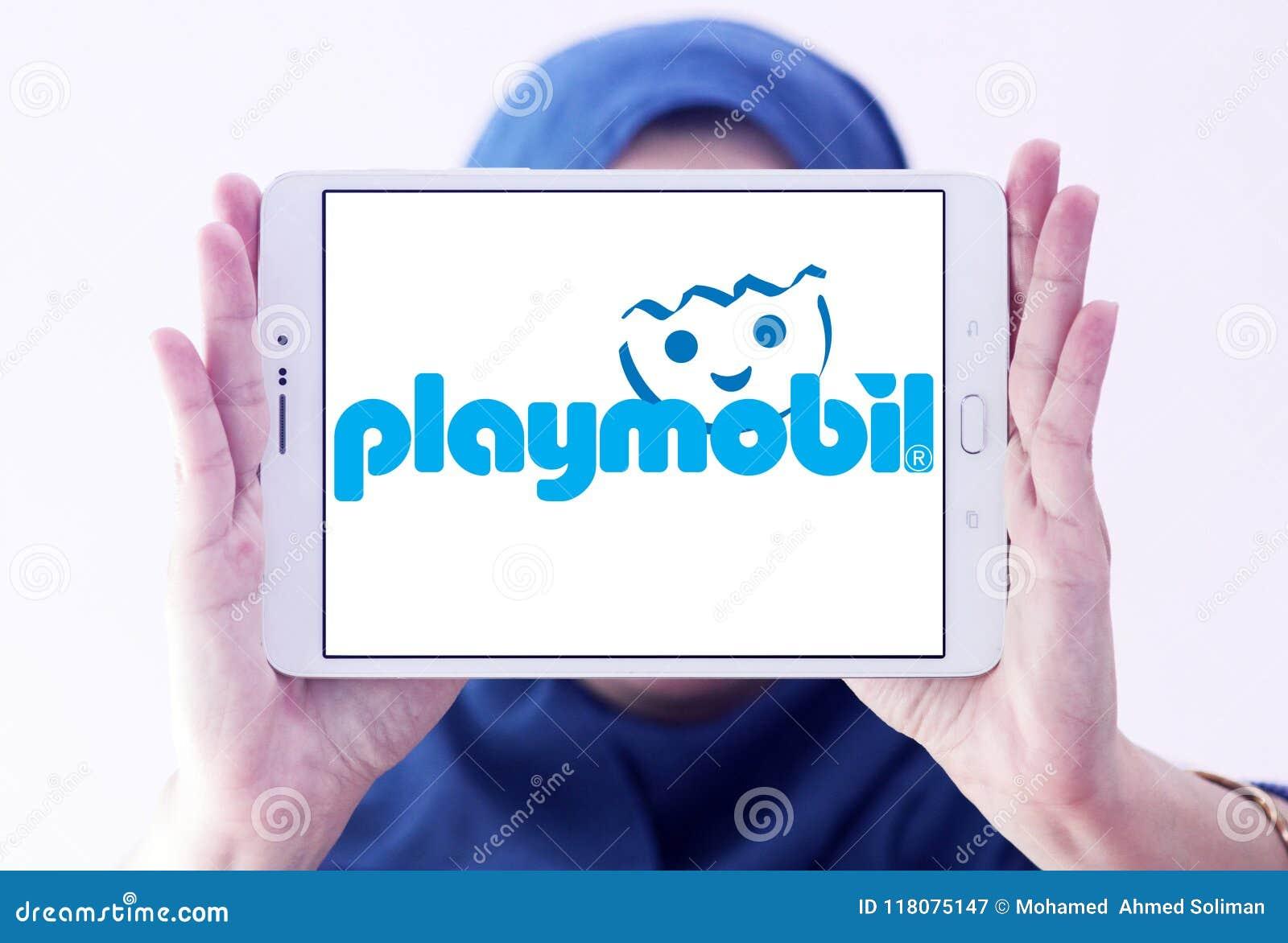 Joue De Playmobil Logo Du Le Marque Photographie Image Éditorial qUGLMSVpz