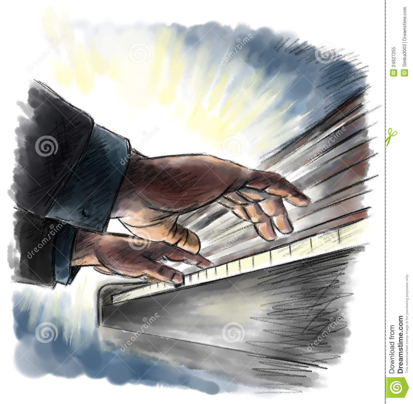 Playng il piano
